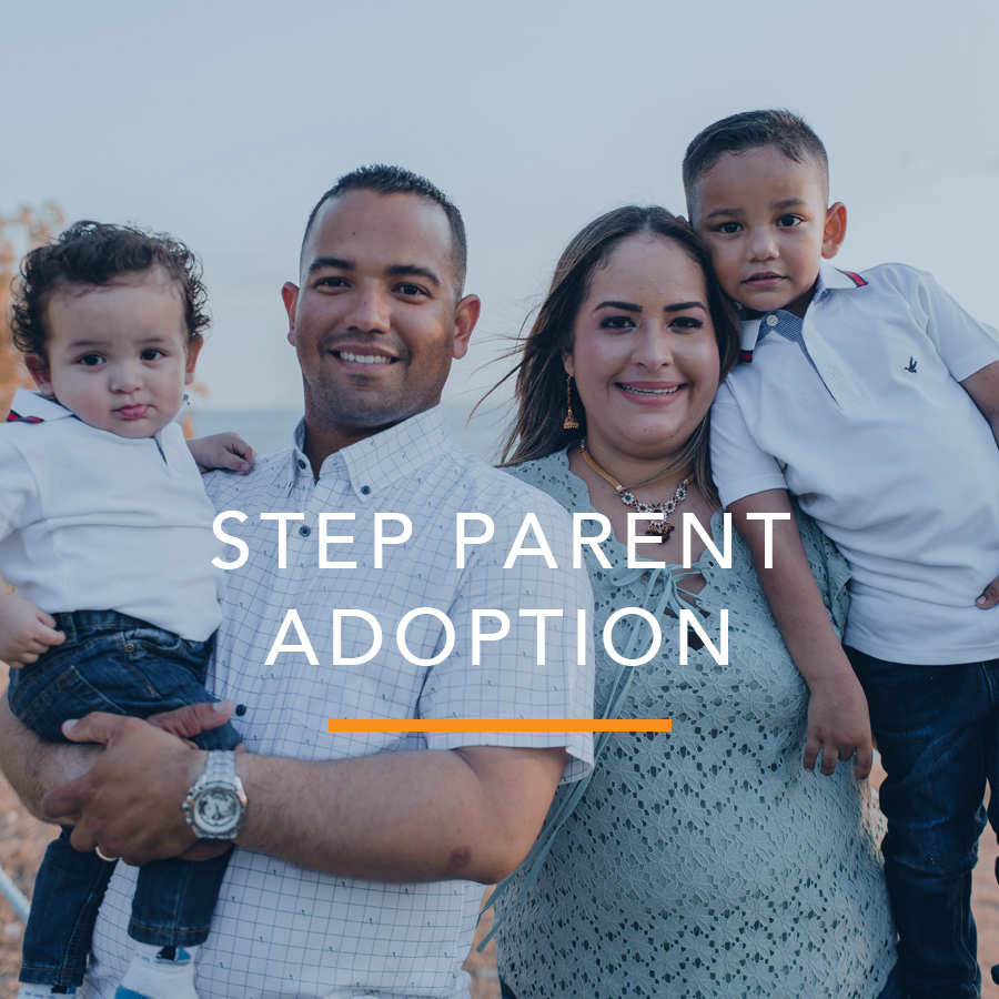 Step Parent Adoption Service