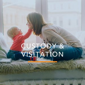 Request for Order: Custody & Visitation