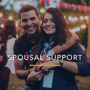 Declaration: Spousal Support